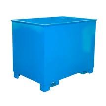 contentor de empilhamento para guindastes, pintado, volume 0,8 m³
