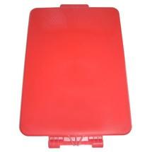 Couvercle pour porte-sacs à Déchets, pour 2x 70 litres