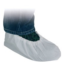 COVERStar Überziehschuh CoverStar®, Länge ca. 36 cm Höhe ca. 16 cm weiß PSA-Kategorie I