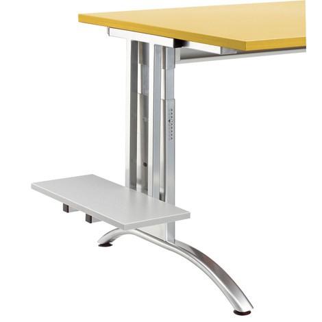 CPU-Halter für Schreibtisch mit C-Fuß