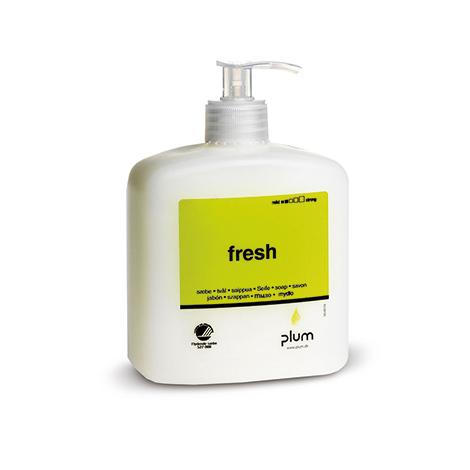Cremeseife Fresh (500 ml Pumpflasche)