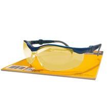 CYCLE gelb Ergonomic Schutzbrille