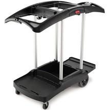 Czyszczenie wózka Rubbermaid® Triple Pojemność