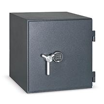 Datensicherungs-Schrank mit 60 min Feuerschutz. Höhe 65,9 bis 175 cm