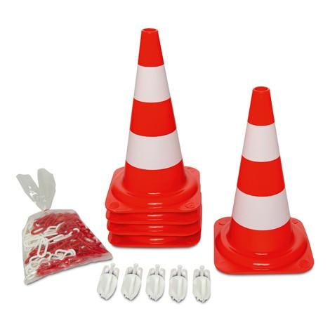 Daylight Glow Guide Cone Set