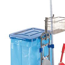 Deckel für Abfallsammler, Reinigungswagen UNIVERSAL