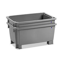 Deckel für Drehstapelbehälter CRAEMER, 300 Liter, PE natur