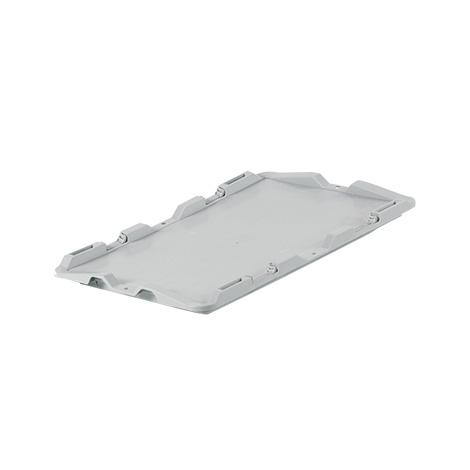 Deckel ohne Schanier für Euro-Stapelbehälter Premium