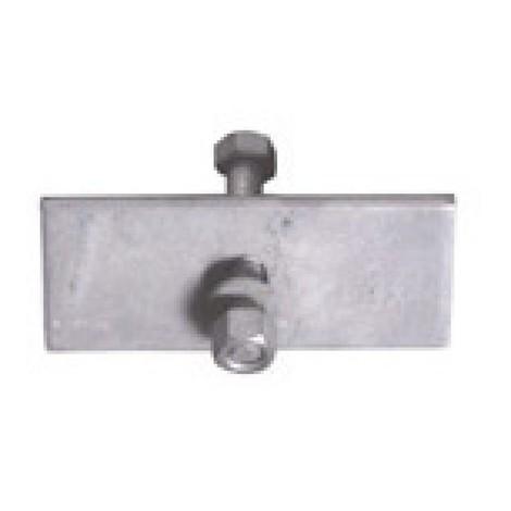 Decklasche für Stahl-Schutzplanke