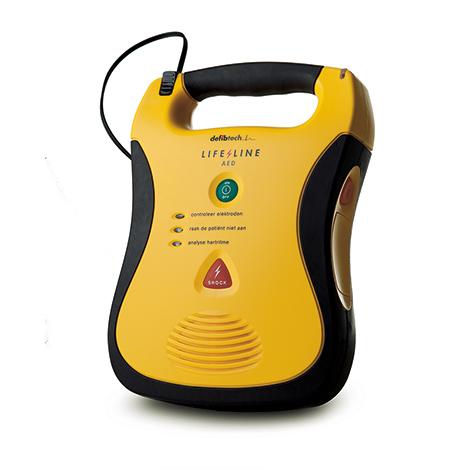Defibrillator Lifeline AED