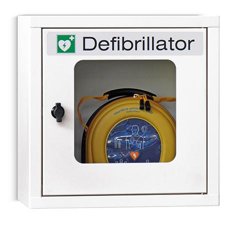 Defibrillatoren-Schrank
