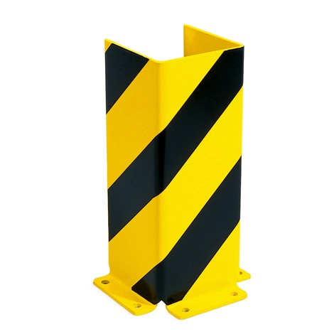 deflector corner, U-profile