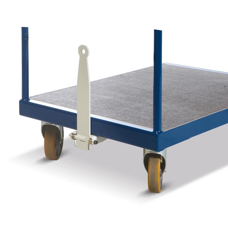 Deichsel für Super-/ Schwerlast-Transportwagen Rotauro