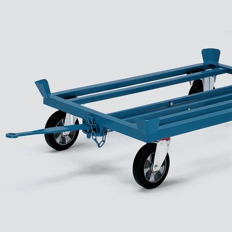 Deichsel und Kupplung für Fahrgestell fetra®