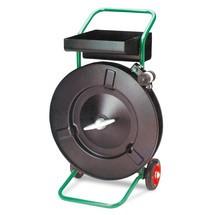 Desenrolador de conforto de fita de aço
