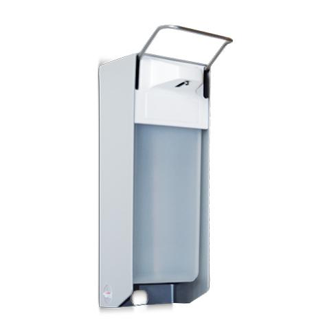 Desinfektions- und Seifenspender Premium. Kapazität 1000ml