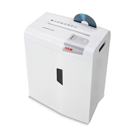 Destructeur de documents HSM shredstar X13