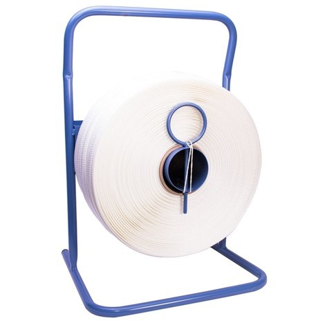 Dévidoir pour feuillards en polyester WG, jusqu'à 76 mm de diamètre de noyau
