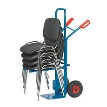 Diable porte-chaises fetra® en acier
