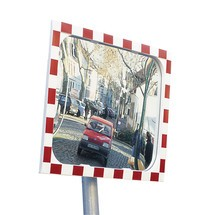 Diamond Premium Traffic Mirror