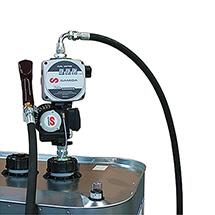 Dieselmatic 60 Typ S, 230V, 4m Schlauch, Automatik-Zapfpistole, mechan. Zähler