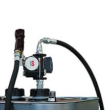 Dieselmatic plus 60 Typ S, 230V, 4m Schlauch, Automatik-Zapfpistole