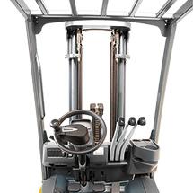 Dieselstapler Jungheinrich DFG 425, Hubhöhe bis 3300 mm, Tragkraft 2500 kg