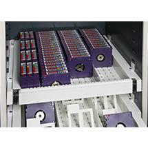 Diskettenkorb ausziehbar für Datensicherungs-Schrank