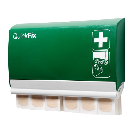 Dispensador de gesso QuickFix ameixa com enchimento