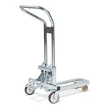 Display-Palettenheber Premium - Tragkraft 200 kg