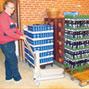 Display-Palettenheber - Tragkraft 250 kg