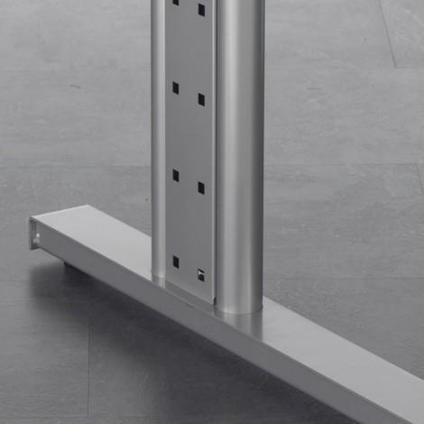 Display panel til kontormøbel serie Profi