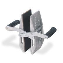 Dispositif de transport de plaque avec coussinet en Caoutchouc Anti-dérapant