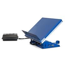 Dispositivo di sollevamento e ribaltamento EdmoLift® con piattaforma chiusa