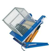 Dispositivos de inclinação do cubo EdmoLift® com plataforma U