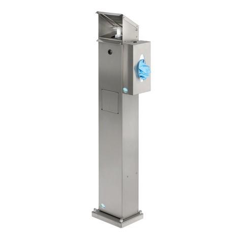 Distributeur de désinfection des mains Var® HDS BOX 116
