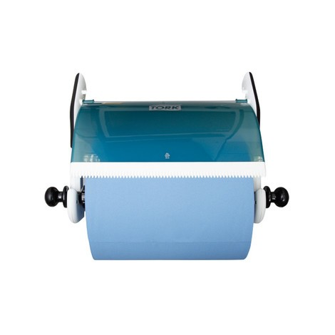 Distributeur d'essuie-mains en rouleau grand format pour station de nettoyage et de déchets CLEANING CENTER NEO