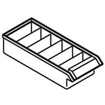 Divisórias transversais para armário de arrumação para peças pequenas Premium