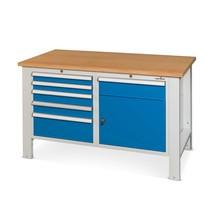 Dílenský stůl se skříňkou, Steinbock®