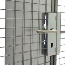 Dodatkowa blokada EC do przechowywanie skrzynki TROAX®