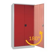 Dodatkowy otwór drzwiowy 180° do szafka drzwiowej na zawiasach PAVOY