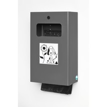 Dog avfall spåse dispenser VAR® DS 6