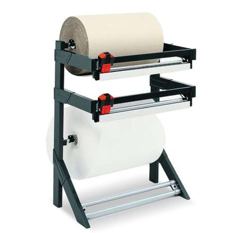Doppel-Schneidständer, Rollengewicht max. 150 kg