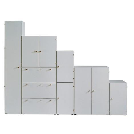 Doppeltür für Büroregal Modulsystem