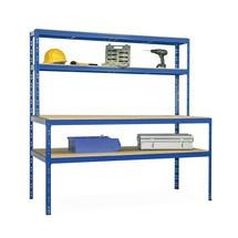 doppio fondo da lavoro Professional, portata massima per ripiano 175/350 kg