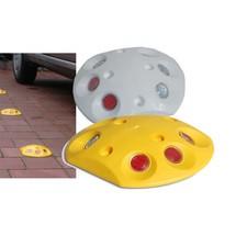 Dopravné gombíky sodrazovými sklami