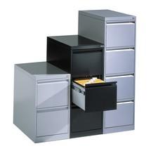 Dossierladekast Office voor A4-mappen. Hoogte 73,3 cm