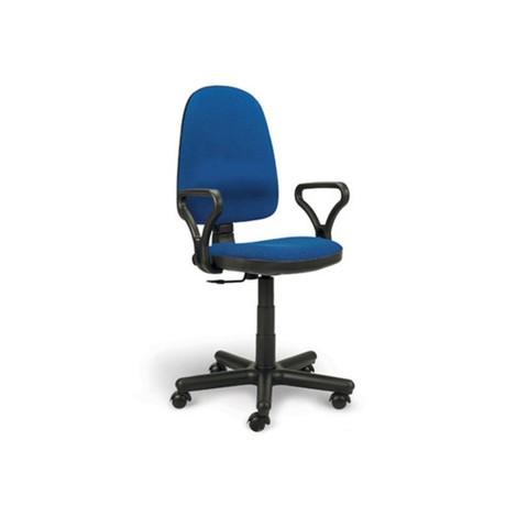 Draaibare bureaustoel Comfort, kuipzitting