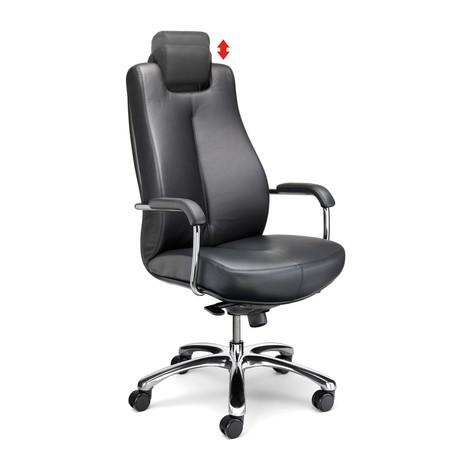 Draaibare directie bureaustoel Sonata XXL