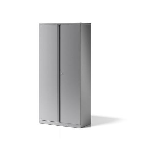 Draaideurkast BISLEY Essentials, 5 ordnerlagen, breedte 914 mm